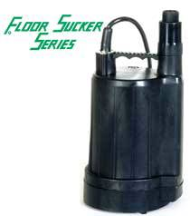 Zoeller Floor Sucker Utility Pump Series 42, 44, 46Part #:1010-0117