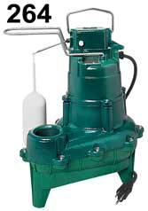 Zoeller Waste Mate 264 Submersible PumpPart #:264-0001