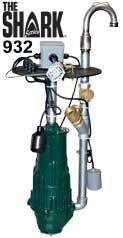 Zoeller Shark Series Grinder Pump System 932, E810Part #:810-0004
