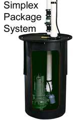 Zoeller Simplex Package Systems