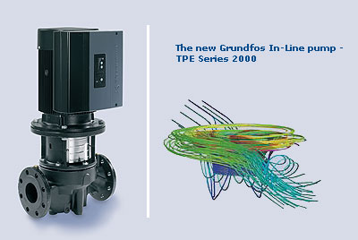 Grundfos E Circulators TPE & LME Series Pumps