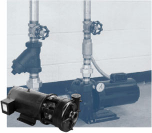 Grundfos HS Series End Suction Pumps