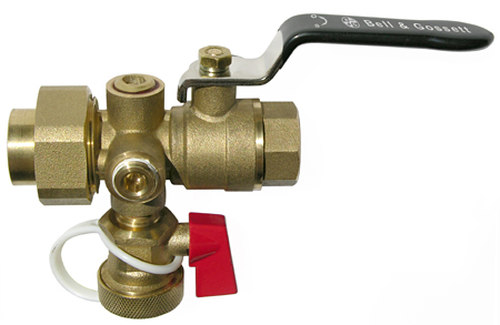 Bell & Gossett / B&G Hydronic Specialties Pumps TPV - Tank Purge Valves  for Sale