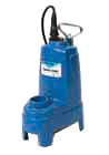 Bell & Gossett / B&G 2VW Series Vortex Sewage Pumps
