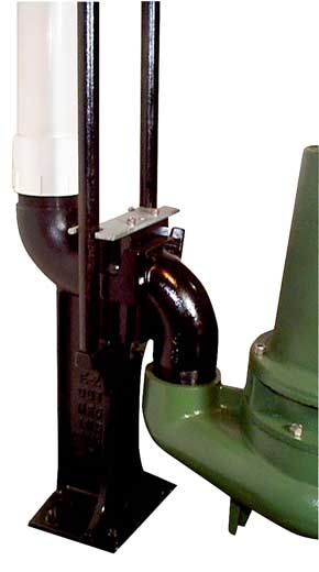 Bell & Gossett / B&G Base Elbow Pump Rail Systems