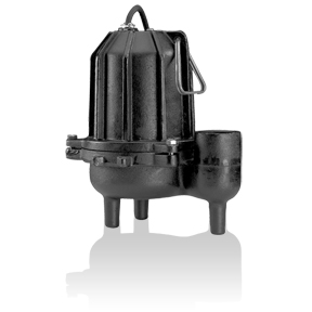 Blue Angel CSE50M - 1/2 HP Cast-Iron Submersible Sewage Pump