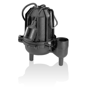 Blue Angel BCSE50T - 1/2 HP Cast-Iron Submersible Sewage Pump