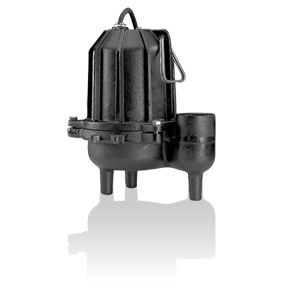 Blue Angel BEF75M - 3/4 HP Cast-Iron Submersible Sewage Pump