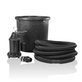 Blue Angel BCS33CPS - 1/3 HP Crawl Space Pump System