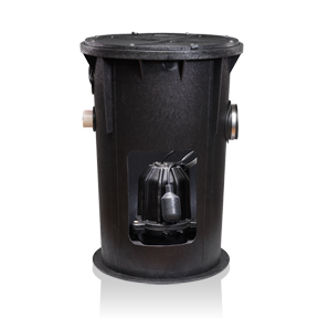 Blue Angel CSE40TODS - Preassembled Outdoor Sewage System