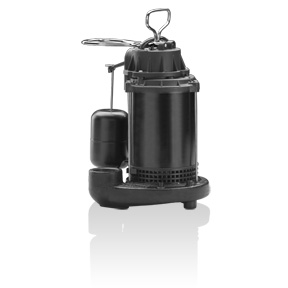 Blue Angel BCS33 - 1/3 HP Cast-Iron Submersible Sump Pump