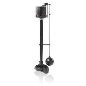 Blue Angel BTU30 - 1/3 HP Thermoplastic Pedestal Sump Pump