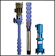 Goulds SS Submersible Turbine PumpsPart #:SS