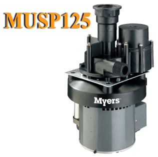 Myers MUSP125 - Utility Sink PumpPart #:MUSP125