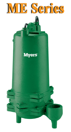 Myers ME Series - Effluent PumpsPart #:ME