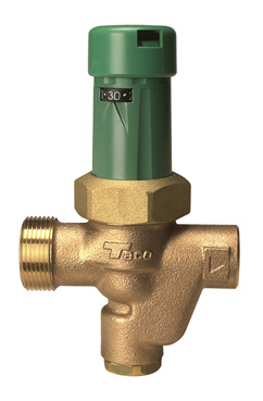 Taco Cartridge Style Pressure Reducing Valve