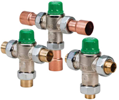 Taco 5120 Series Low Lead Mixing Valve