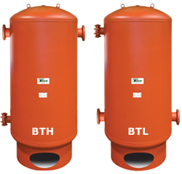 Taco Buffer Tanks