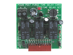 Taco PC600 Post Purge Timer Plug-In Card
