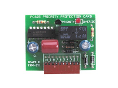 Taco PC605 Priority Protection Plug-In Card
