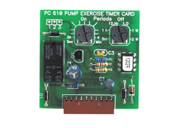 Taco PC610: Pump Exercise Plug-In Cards