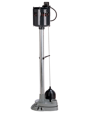 Liberty Model 101 Pedestal Sump PumpPart #:101