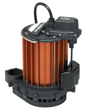 Liberty 230 Series 1/3 hp Sump PumpsPart #:230