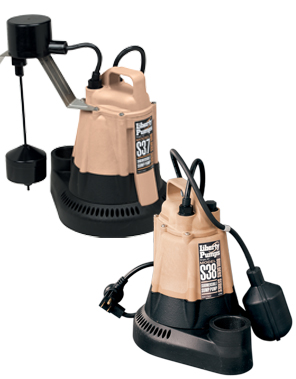 Liberty S30 Series 1/3 hp Builders Series Sump PumpsPart #:S30
