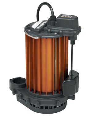 Liberty 450 Series 1/2 hp Submersible Sump PumpPart #:450