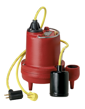 Liberty HT40 Series 4/10 hp High Temp Sump PumpPart #:HT40