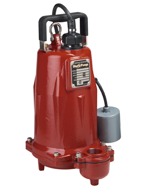 Liberty FL100 Series 1 hp Submersible Effluent PumpsPart #:FL100