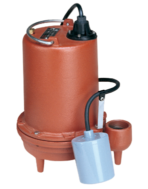 Liberty FL50-Series 1/2 hp Mid Range Effluent PumpsPart #:FL50