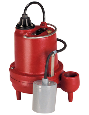 Liberty FL30-Series 1/3 hp Low-Head Effluent PumpsPart #:FL30
