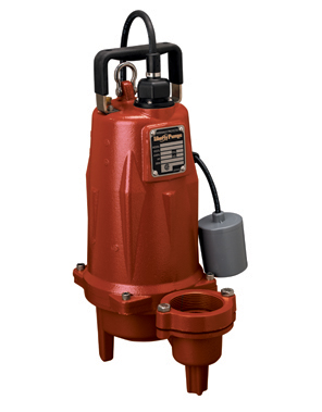 Liberty LEH150-Series 1 1/2hp High Head Sewage PumpsPart #:LEH150