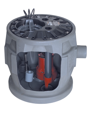 Liberty Sewage Pump Packages Pro380-Series 24 Sewage Pump Package Pro380 for Sale