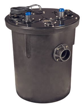 Liberty 1100-Series 30 Dual Sewage Pump Package SystemPart #:1100