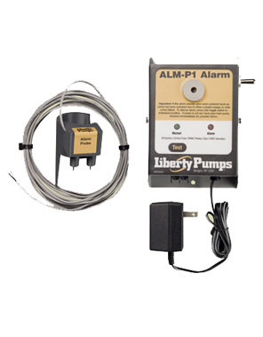 Liberty ALM-P1 Indoor Alarm with Probe SensorPart #:ALMP1