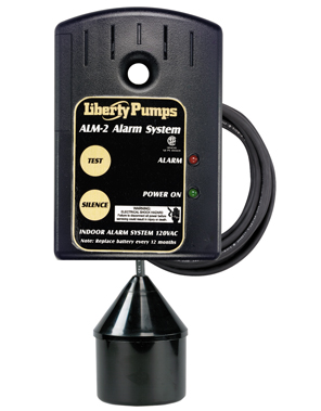 Liberty ALM-2 Indoor High Liquid Level AlarmPart #:ALM2