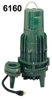 Zoeller Effluent Pump Series 6165