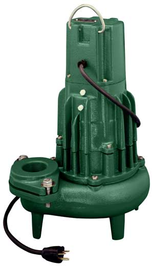 Zoeller WASTE MATE J282 Submersible PumpPart #:282-0006