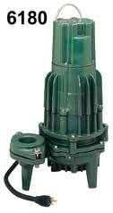 Zoeller Effluent Pump Series 6186