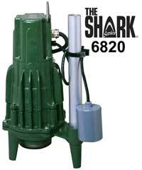 Zoeller 6800 Shark Series