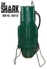 Zoeller Shark Series 6810