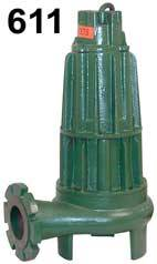 Zoeller 600 SERIES-J611 Submersible PumpPart #:611-0006