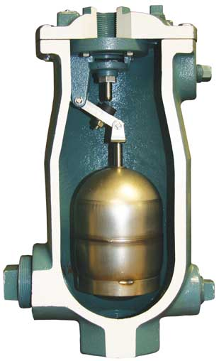 Zoeller Sewage Combination Air Valve
