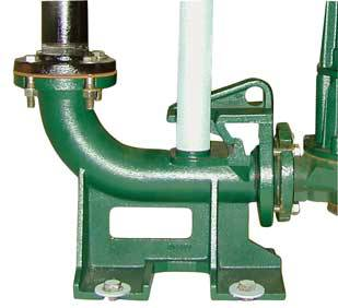 Zoeller Pump Removal Systems - Rail Systems