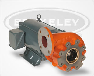 Berkeley Close-Coupled Motor Drive Series Pumps