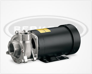 Berkeley SHURflo SS Series Pumps