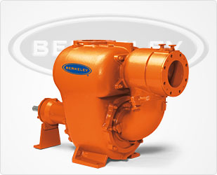 Berkeley BS Self-Priming Trash Pump SeriesPart #:BSPD4-1750 RPM