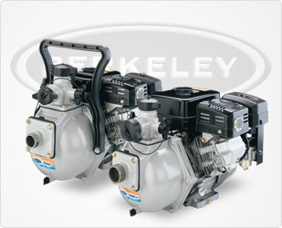 Berkeley Pumper & Pumper Gas Engine Drive Pumps SeriesPart #:P60R